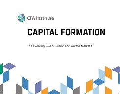 Capital Formation: The Evolving Role of Public and Private Markets