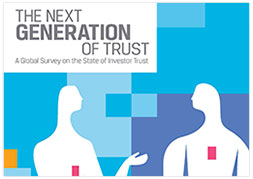 The Next Generation  of Trust report cover image